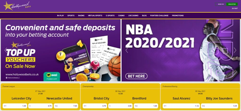 Hollywoodbets South Africa