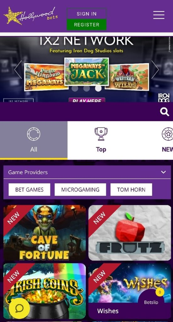 Hollywoodbets casino