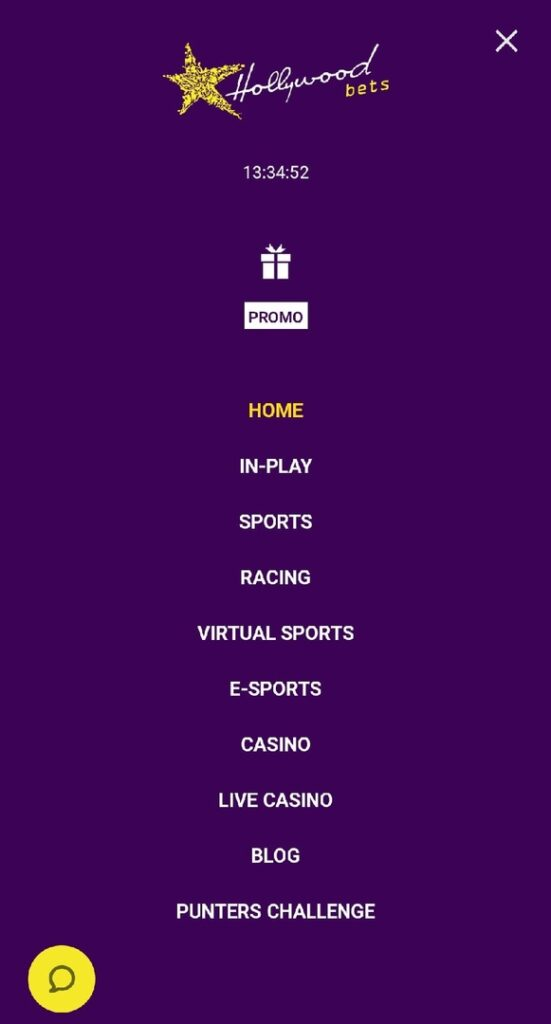 Hollywoodbets app review