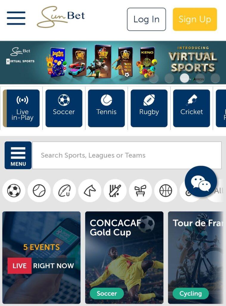 Sunbet App Review