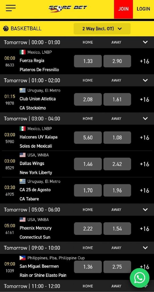 Sportsbook South Africa