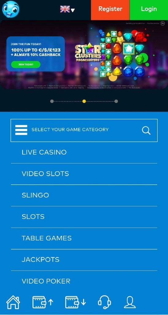 Fun Casino Mobile App